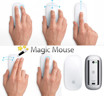 MagicMouse Mac